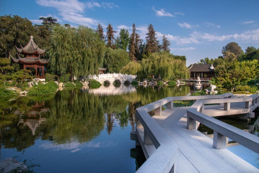 The Huntington's Chinese Garden Expands 11.5 Acres