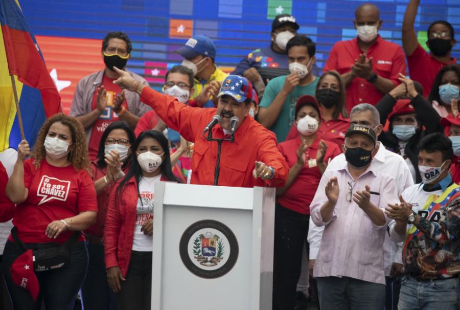 Venezuela's Election and Humanitarian Crisis