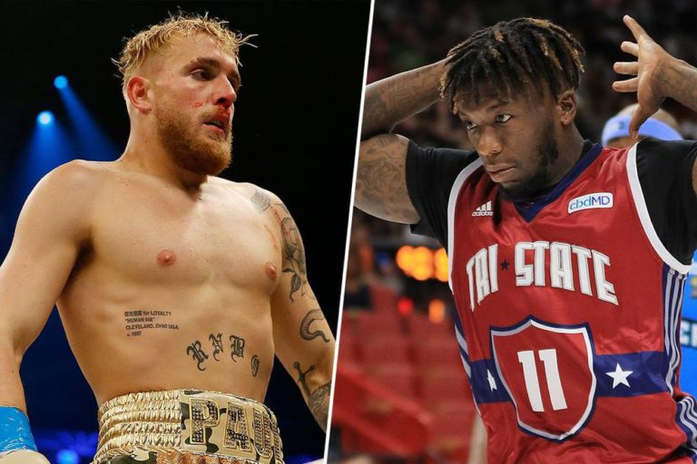 Jake Paul Thrashes Former NBA Guard Nate Robinson