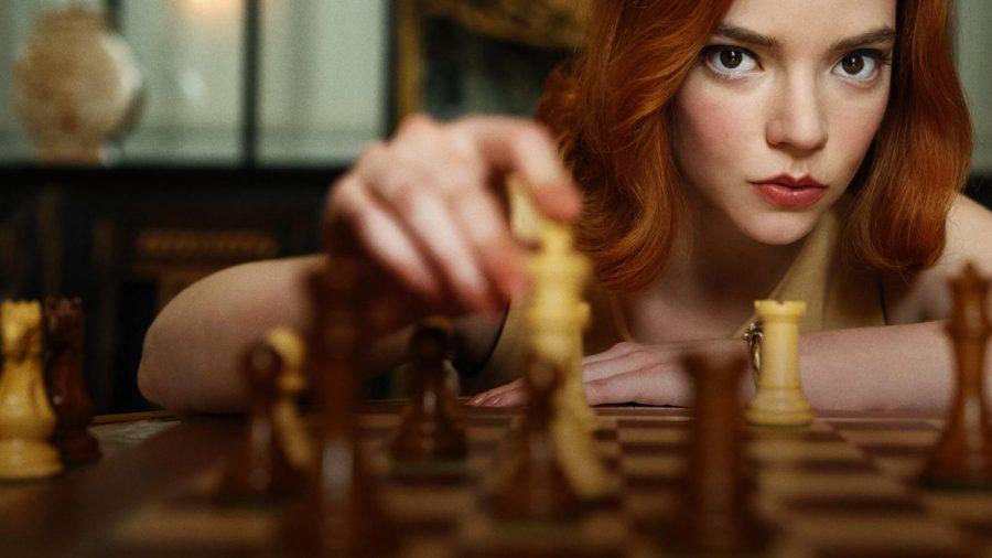 The 'Queen's Gambit' Influence