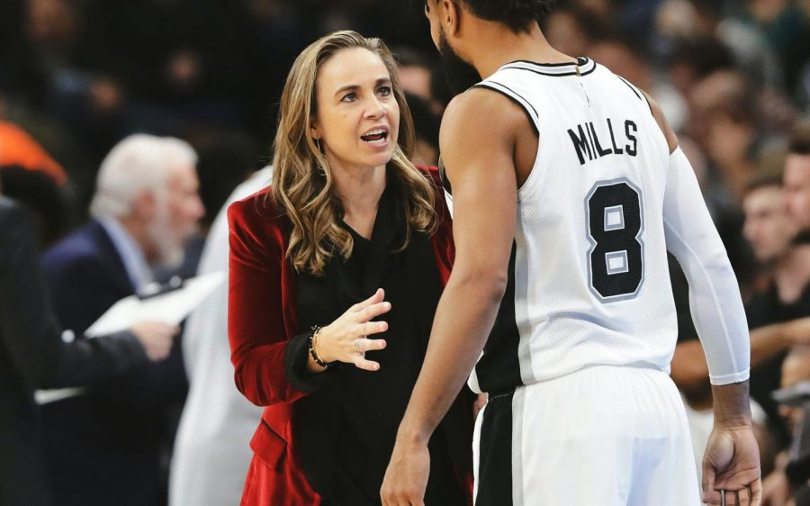 Becky Hammon Becomes First Female Head Coach in NBA