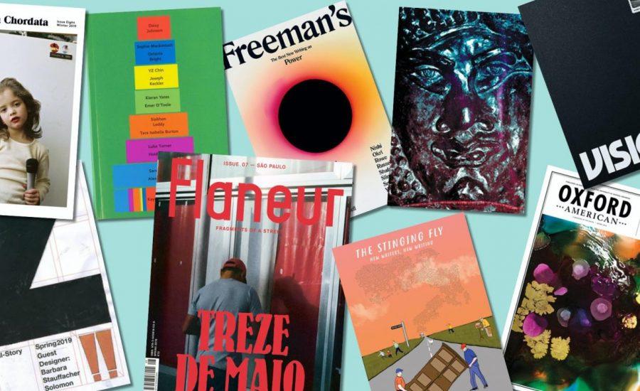 AHS Creative Writing Literary Magazine Fall/Winter 2020