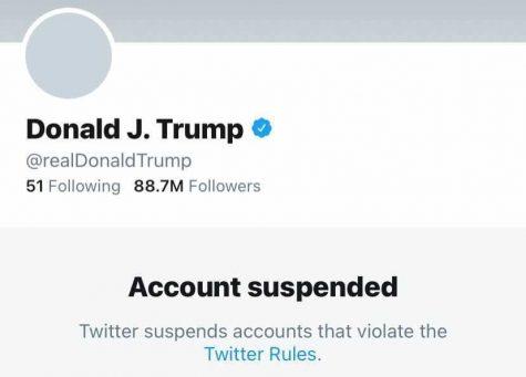 President Trump Banned From Several Social Media Platforms