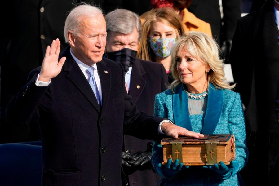 Presidential Inauguration of Joe Biden