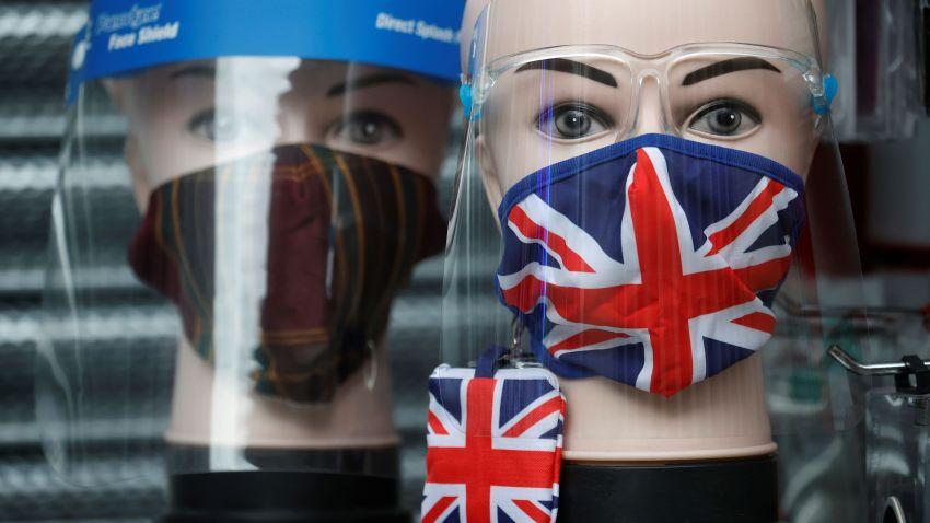 Five States Report New Cases of U.K. Strain