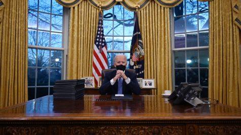 Biden's Groundbreaking First 24 Hours
