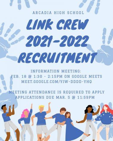 Link Crew Recruitment