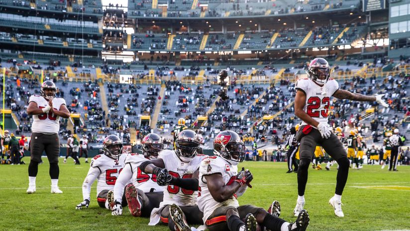 Tampa Bay Buccaneers Triumph in NFC Championship