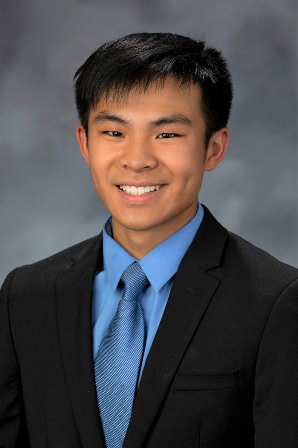 Stanley Liu Named a Top Scholar in Regeneron Science Talent Search