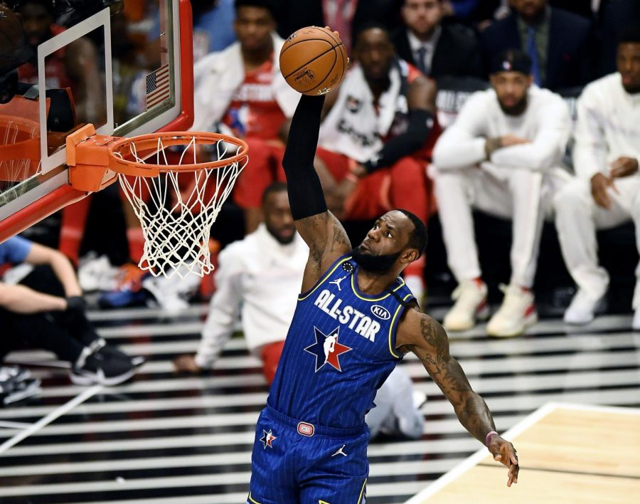 The NBA All-Star Game Controversy