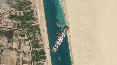 Suez Canal Cleared After Six Day Long Blockage