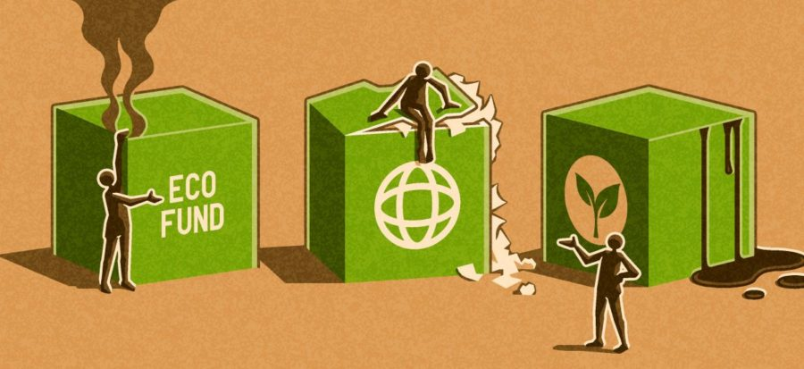 The Dark Reality of Greenwashing