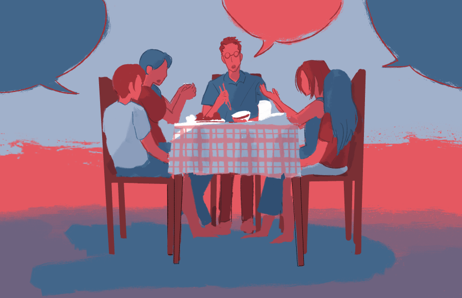 Bring Politics to the Dinner Table