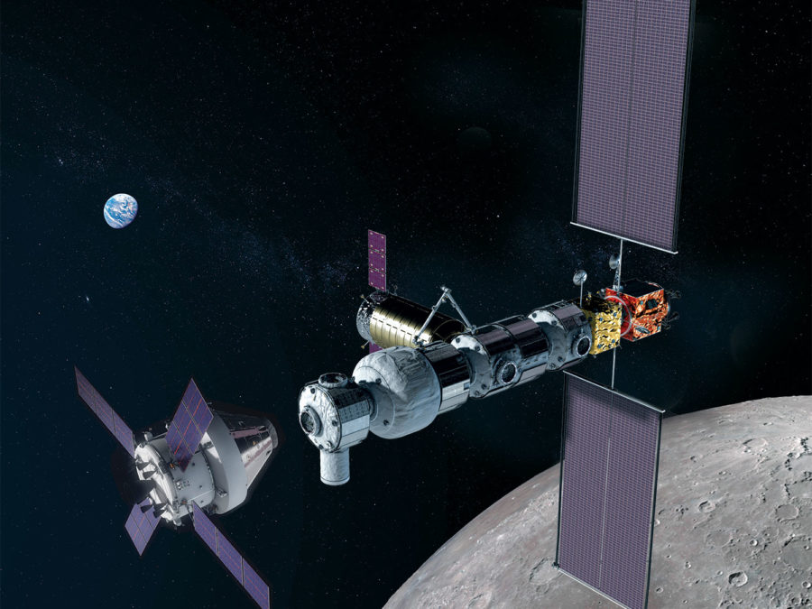 China and Russia Team Up to Build Lunar Space Station