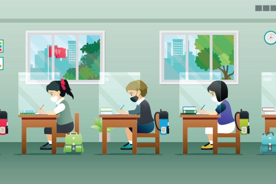 Returning to Campus: Cons