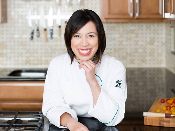 Christine Ha, The Culinary Blind Cook