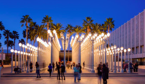LACMA Reopening