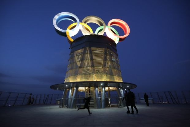 China: 2022 Winter Olympics Boycott