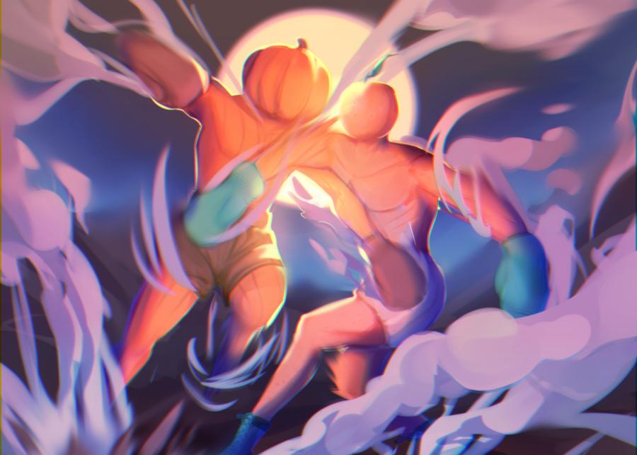 orangefight