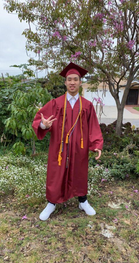 Senior Column — Sean Yang '21