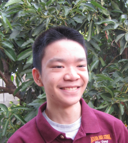 Alex Dang Qualifies for U.S. National Chemistry Olympiad