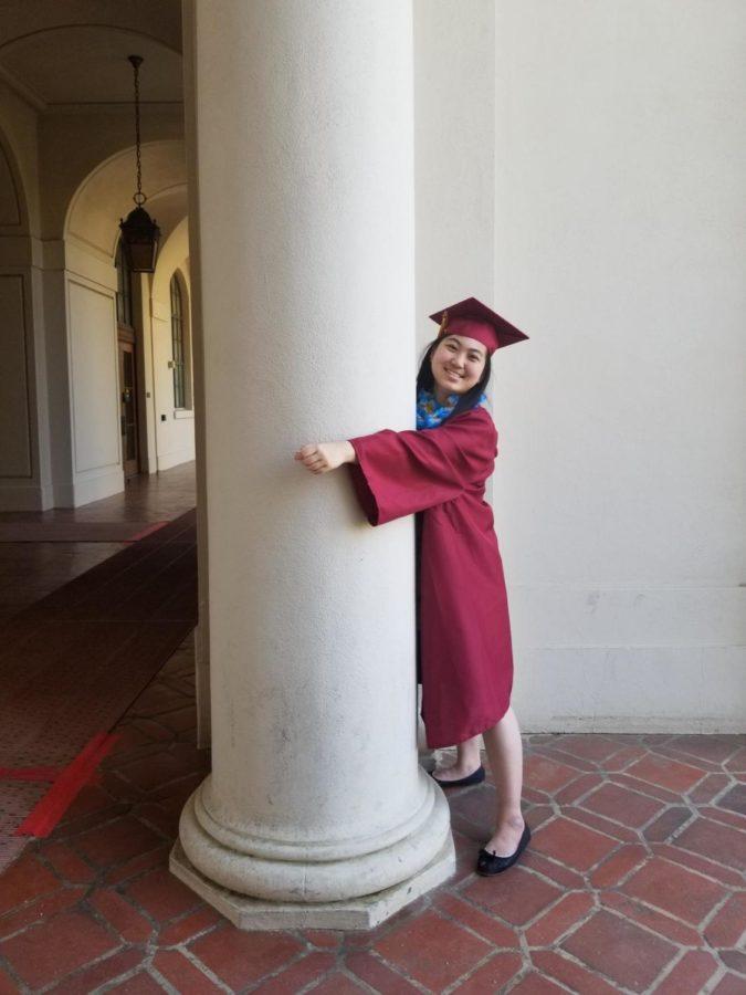 Senior Column — Tanya Lee 21