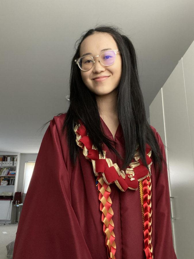 Senior Column — Cassidy Chhay '21