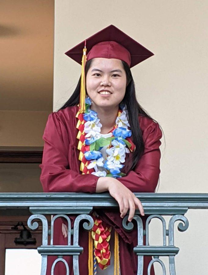 Senior Column — Margaret Lin '21