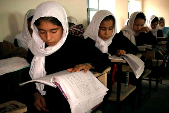 Education of Afghani Women Jeopardized by the Return of the Taliban