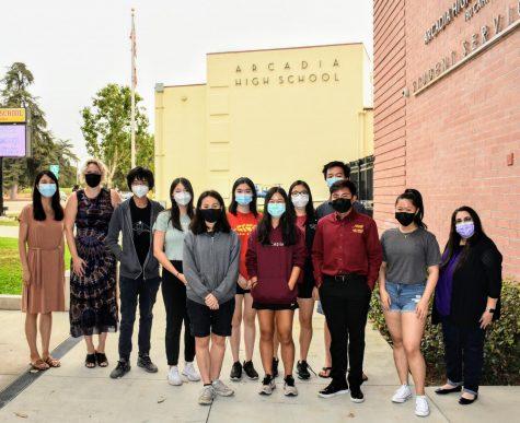 Arcadia Students Qualify as National Merit Scholarship Semifinalists