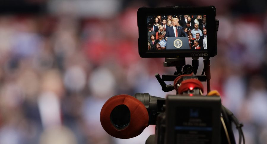 The Media and Donald Trump: A Difficult Breakup