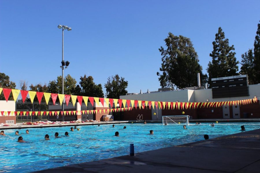 A Day With The AHS Water Polo Teams