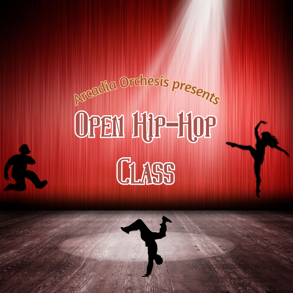 The Arcadia High School Orchesis Open Hip-Hop Class